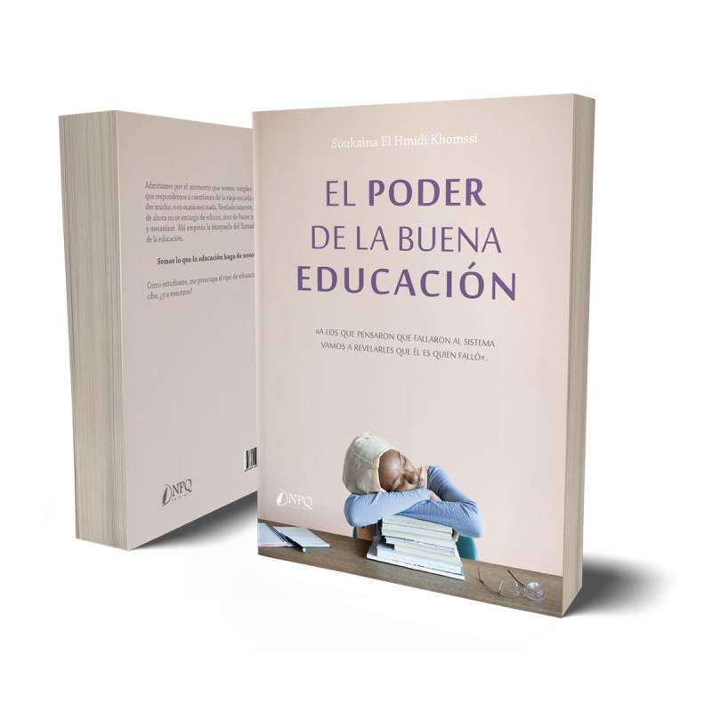 El poder de la buena educación, de Soukaina El Hmidi Khomssi. EPDA