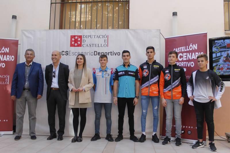 Presentación en Castellón GP Cheste