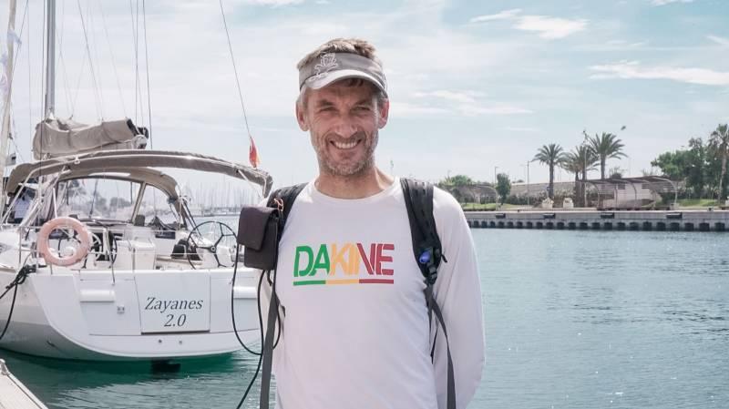 Jono en La Marina de València