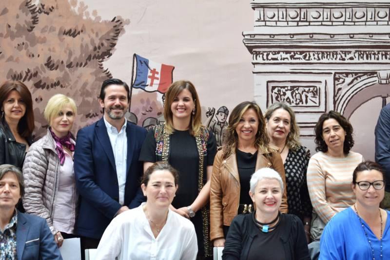 Firma acuerdo Basílica Morella