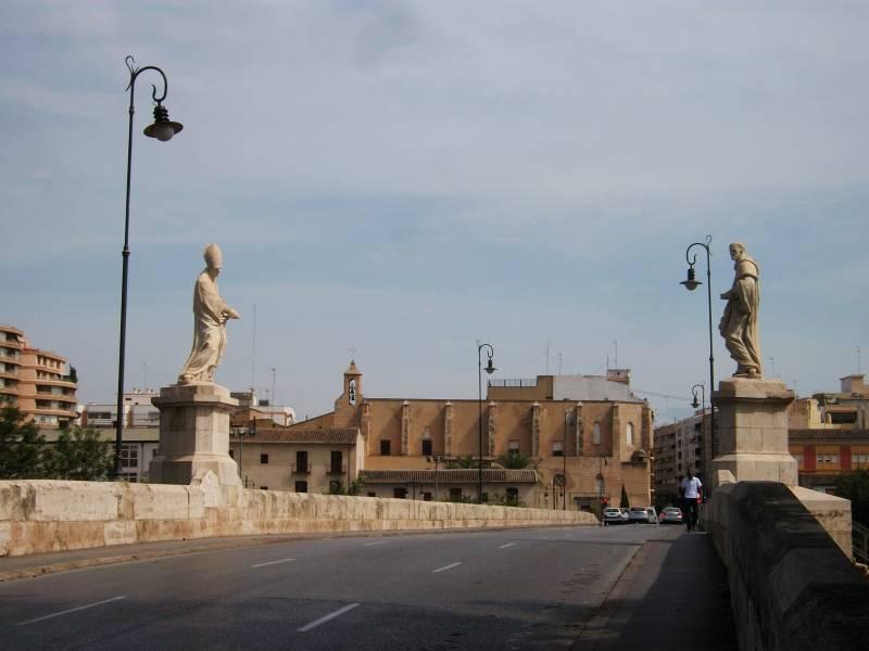 Puente de las flores, València./ EPDA