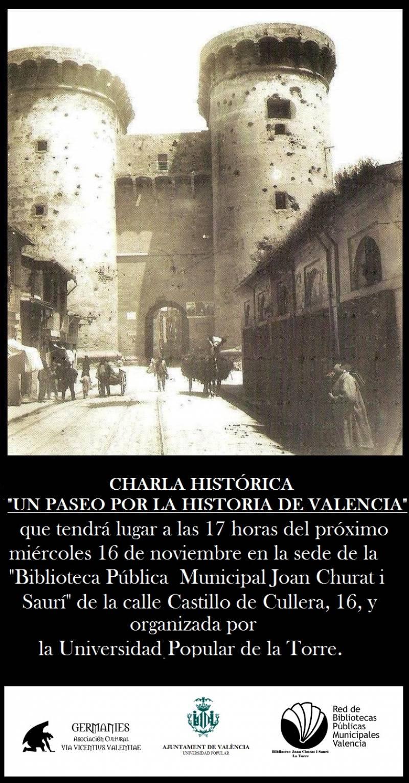 Charla Histórica