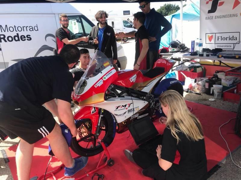 Moto Team equipo