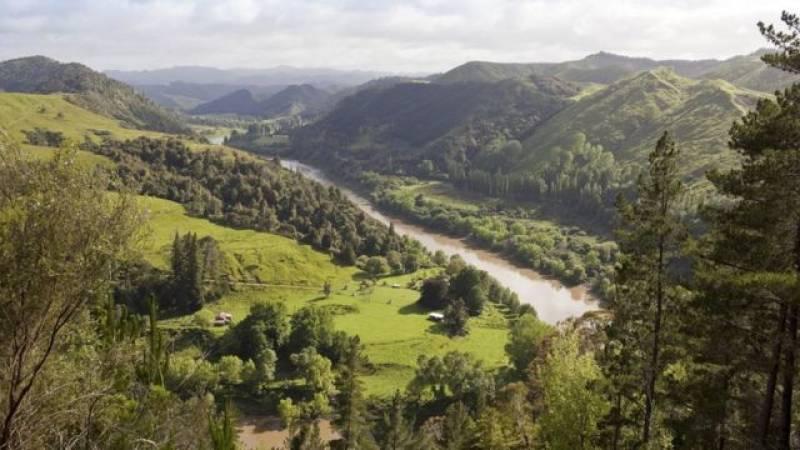 Río Whanganui. EPDA