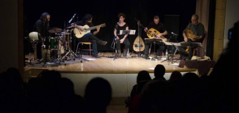 Concert del grup Krama en el cicle