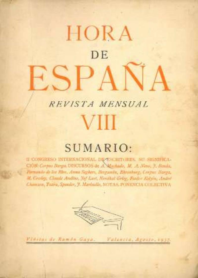 Hora de España