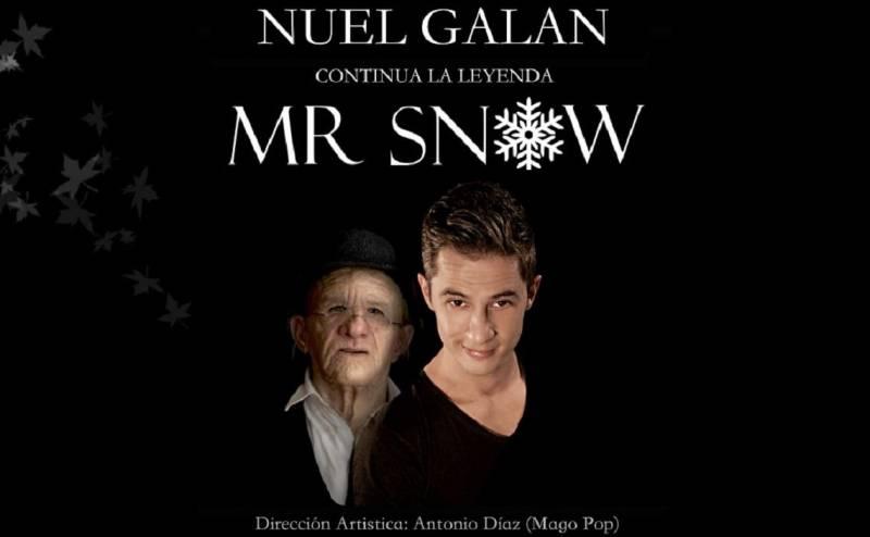 Nuel Galán en el Teatre Talia