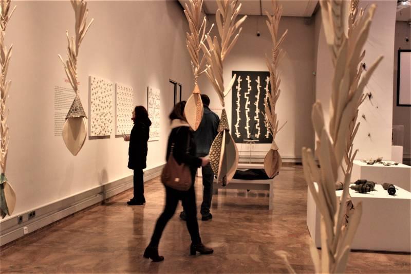 Exposición cerámica La Nau
