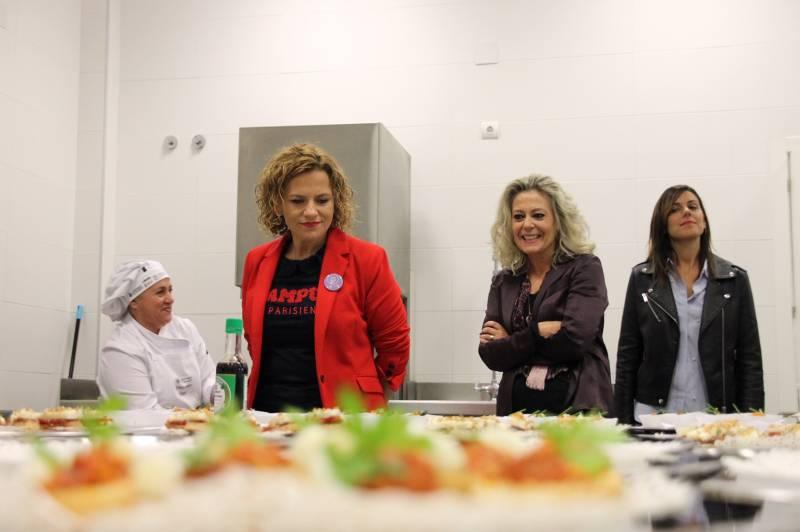 El alumnado del taller municipal de empleo «Gastronomía y restauración» aprenderá de la mano de chefs de reconocido prestigio