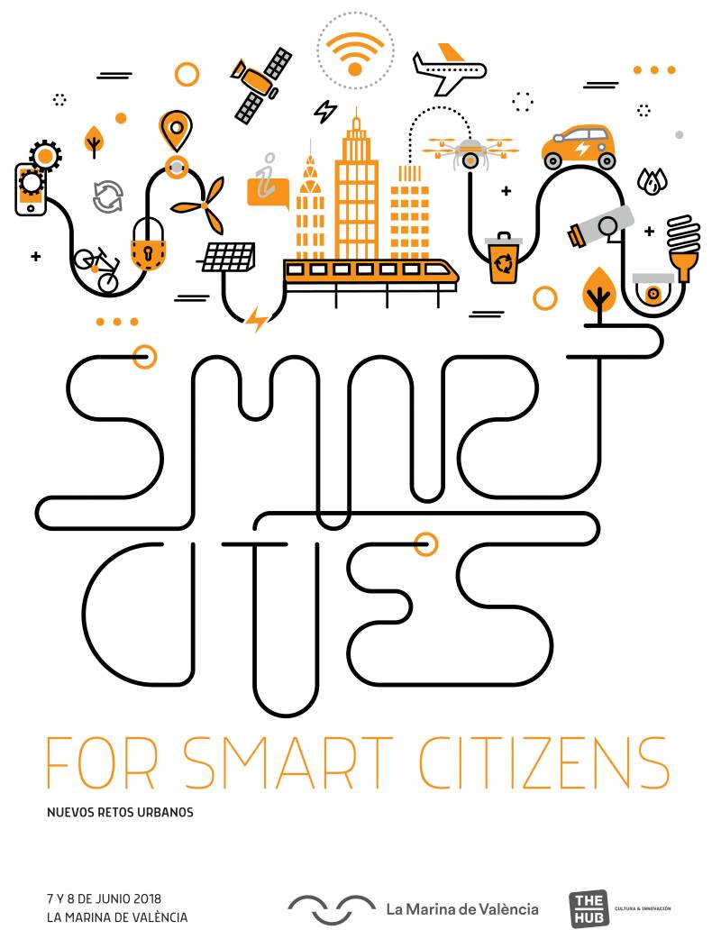 La Marina de València acogerá el congreso Smart Cities for Smart Citizens