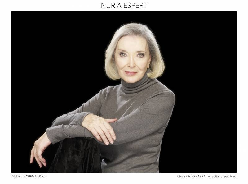 Núria Espert, la Gran Señora del Teatro
