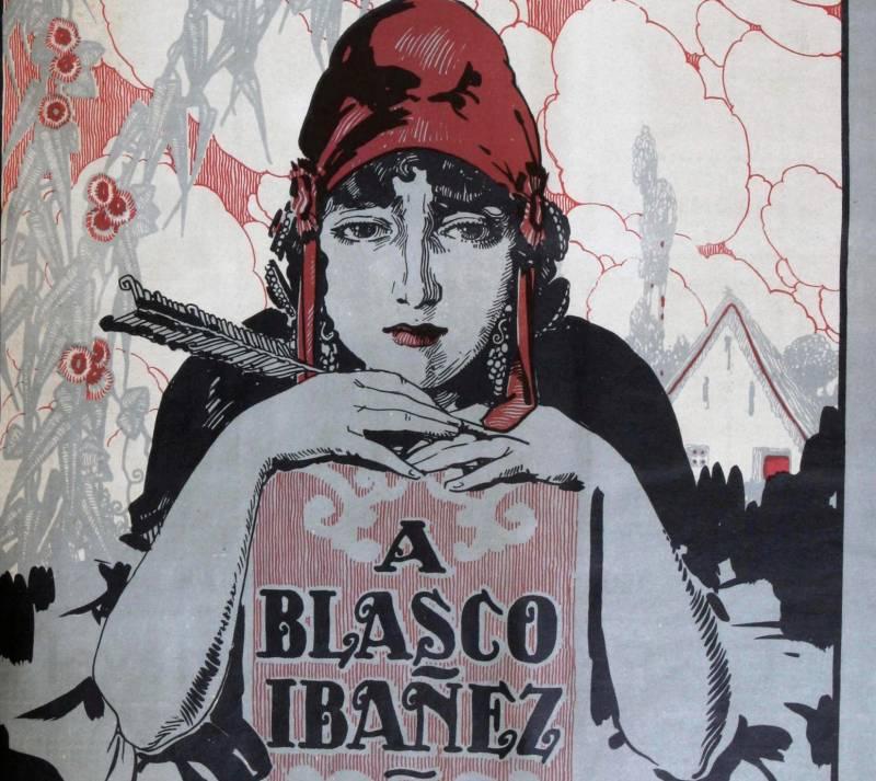 Exposició Blasco Ibáñez. EPDA