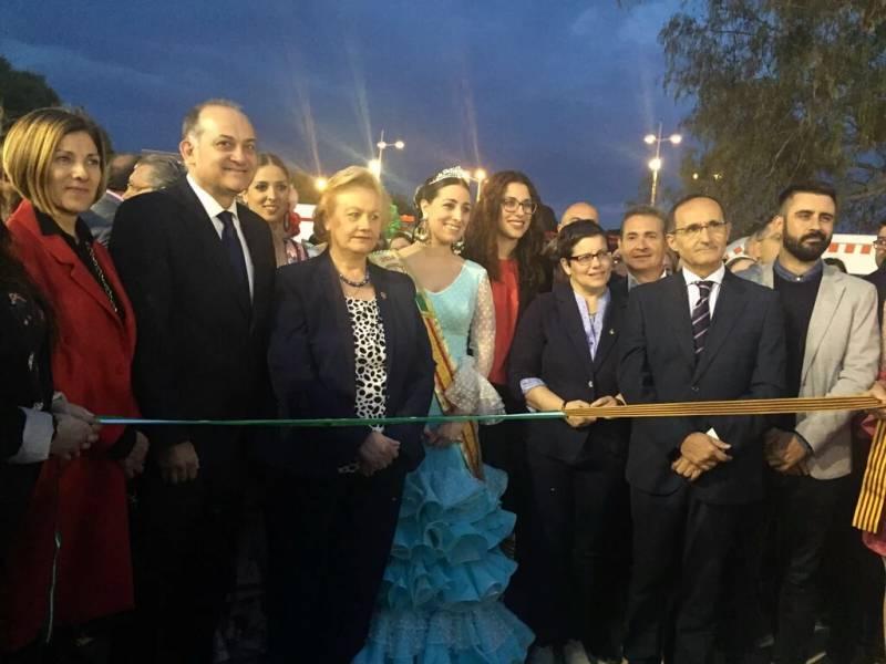 Inauguración de la Feria de Abril. //viu valencia