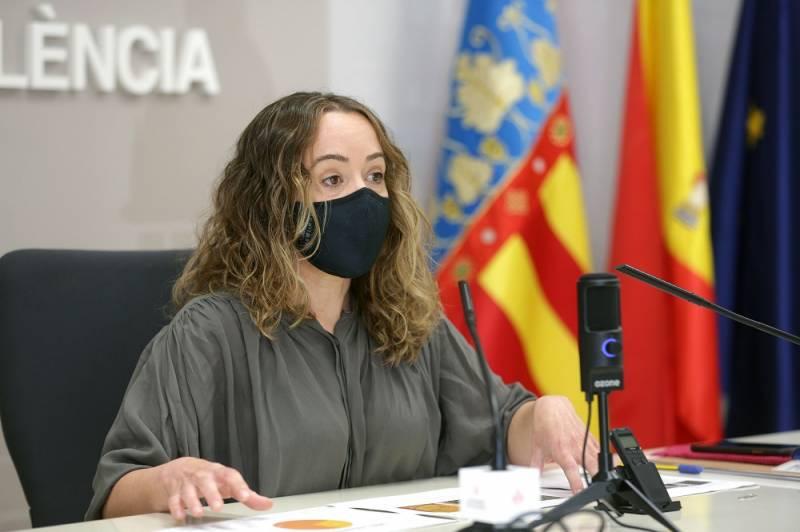 La regidora de Patrimoni i Recursos Culturals, Glòria Trello. EPDA.