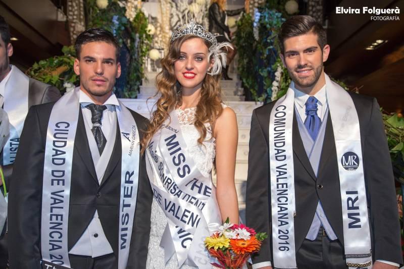 Christian Pérez, LIdia González y Julio Segura, ganadores de la edición 2015