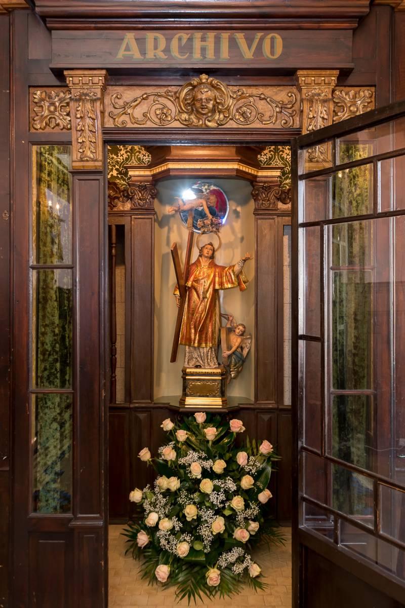 San Vicente Mártir. EPDA.