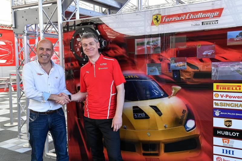 Gonzalo Gobert y Antonello Coletta, Circuit Ricardo Tormo