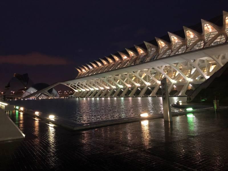 Museu noche