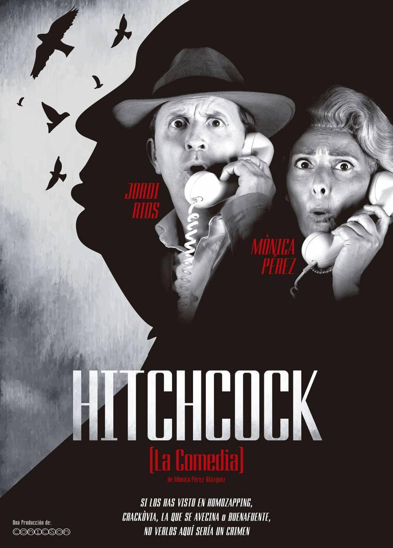 Proyección de Rebeca de Hitchcock