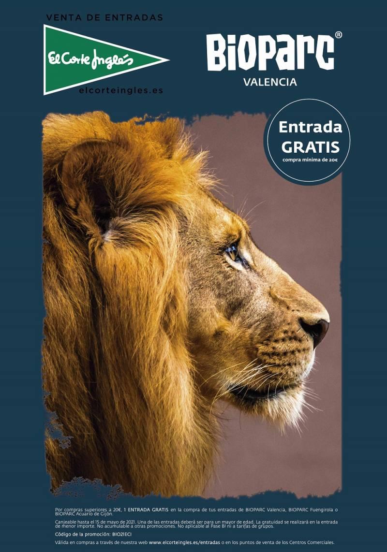 Cartel del Bioparc. EPDA.