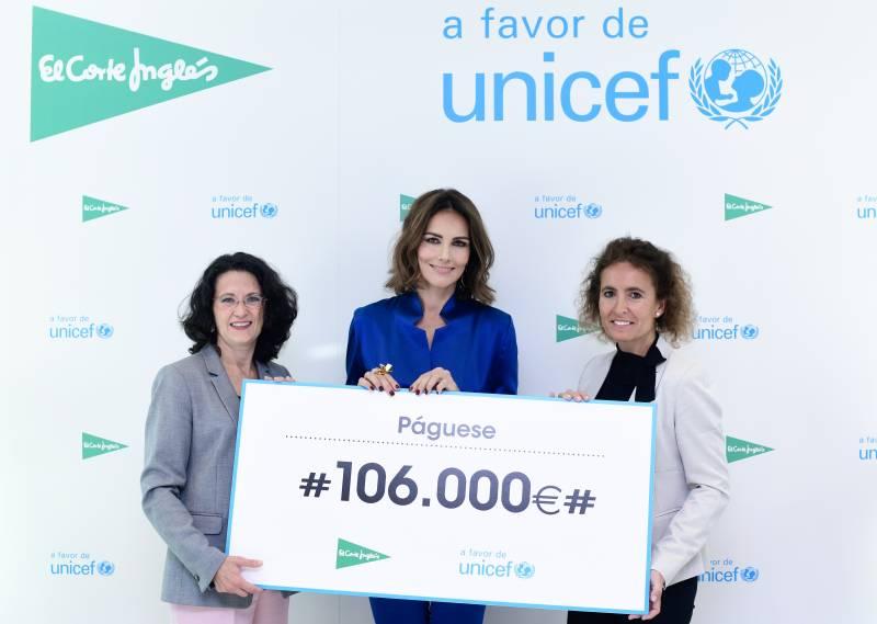 De izquierda a derecha Ester Uriol, Adriana Abascal y Marta Montiel