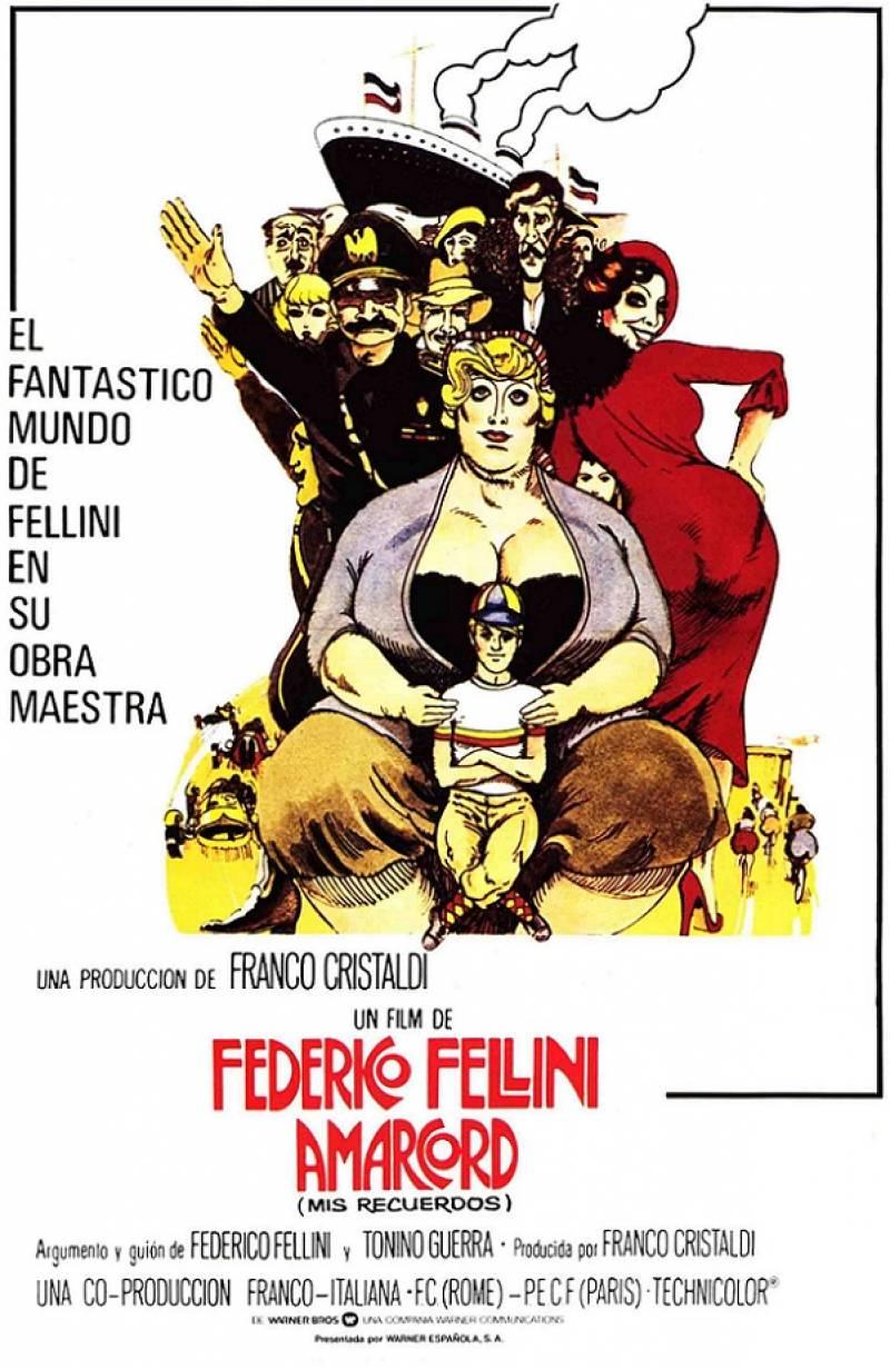 La Rambleta rinde homenaje al gran Federico Fellini