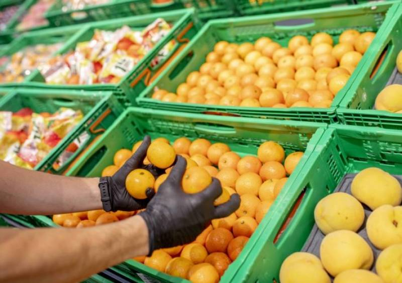Imagen de archivo productos agroalimentarios Mercadona./ EPDA