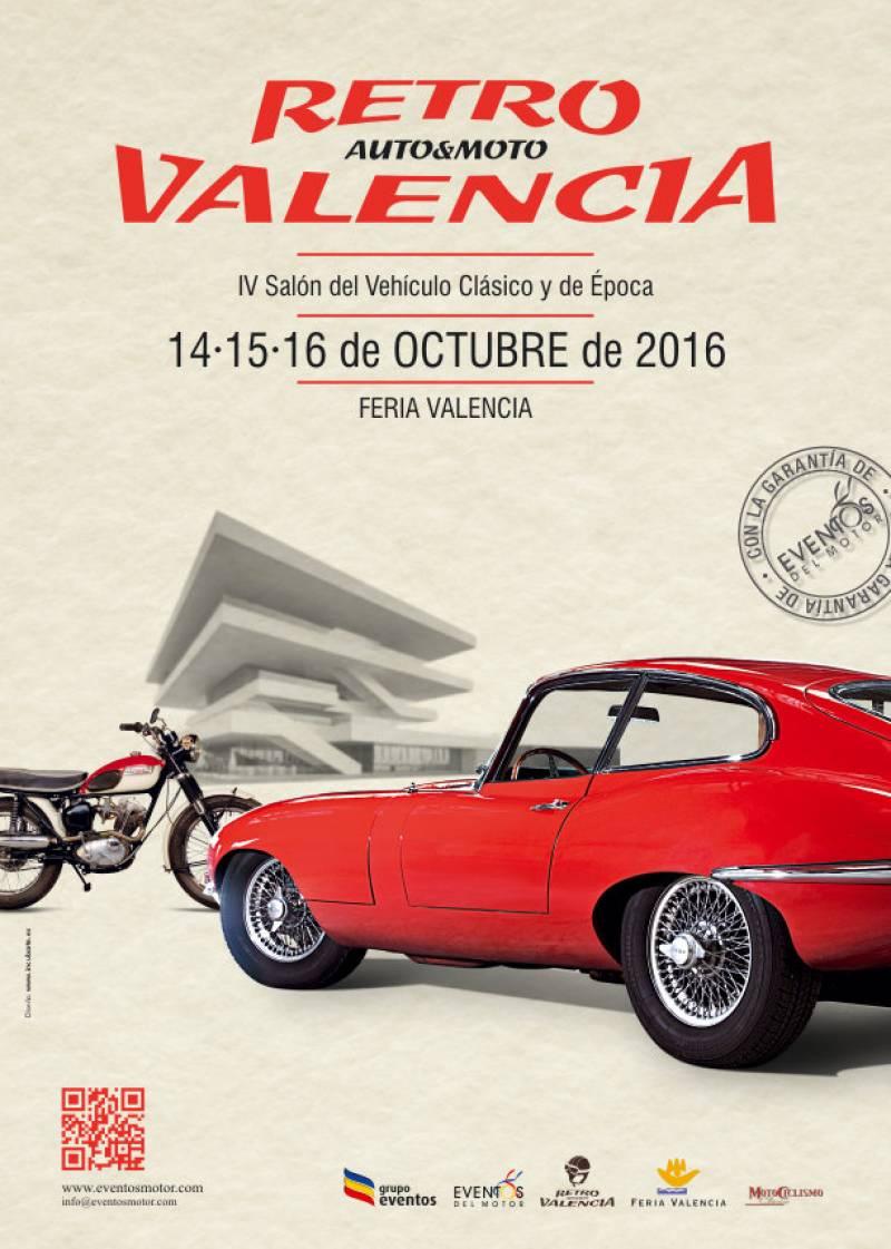 Cartel de Retro Valencia