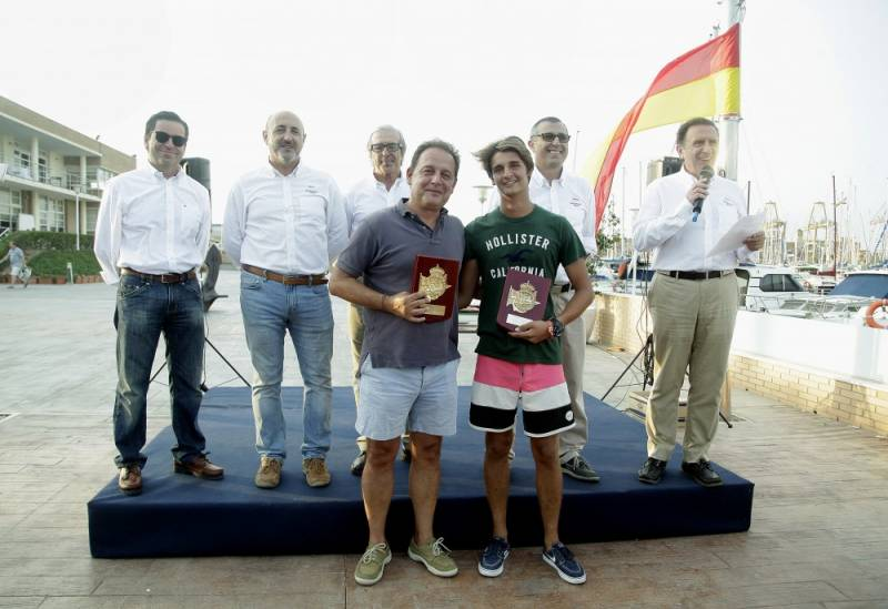 David Salvador, Cuna de Campeones