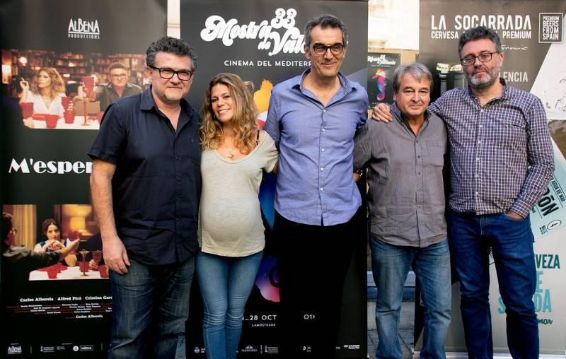 El cine en valenciano inaugura la 33 edición de Mostra de València