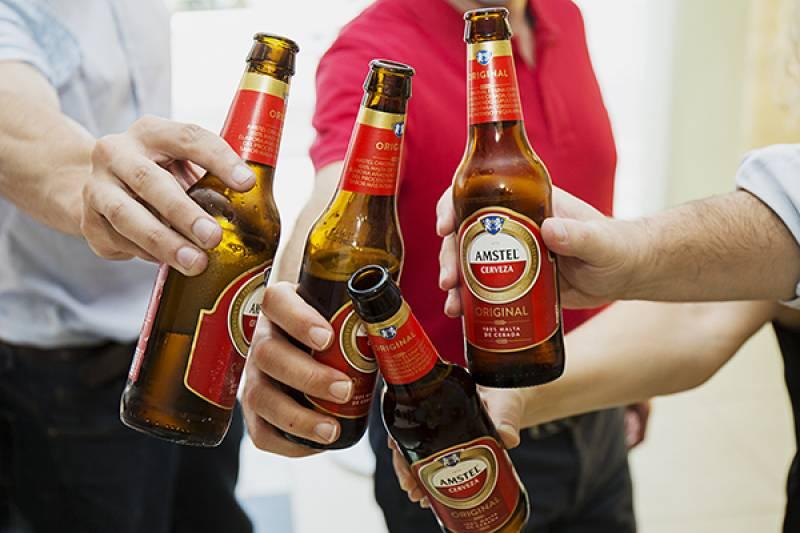 Cerveza Amstel./ EPDA