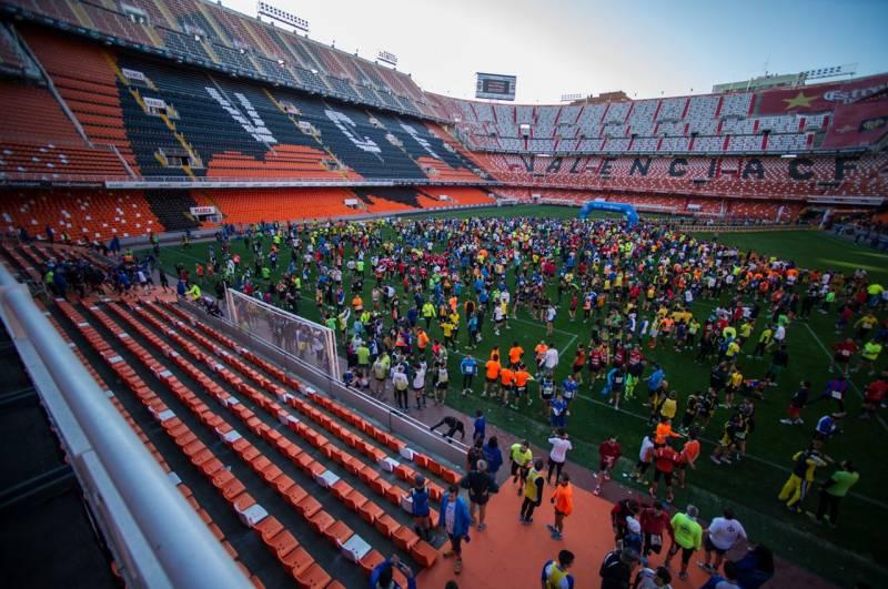 II Volta a Peu Fundació València CF
