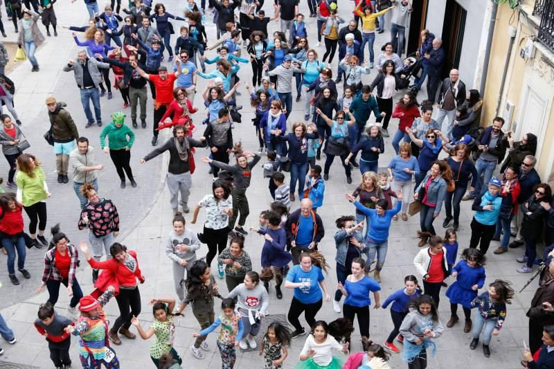 Día Internacional de la Danza en el TEM