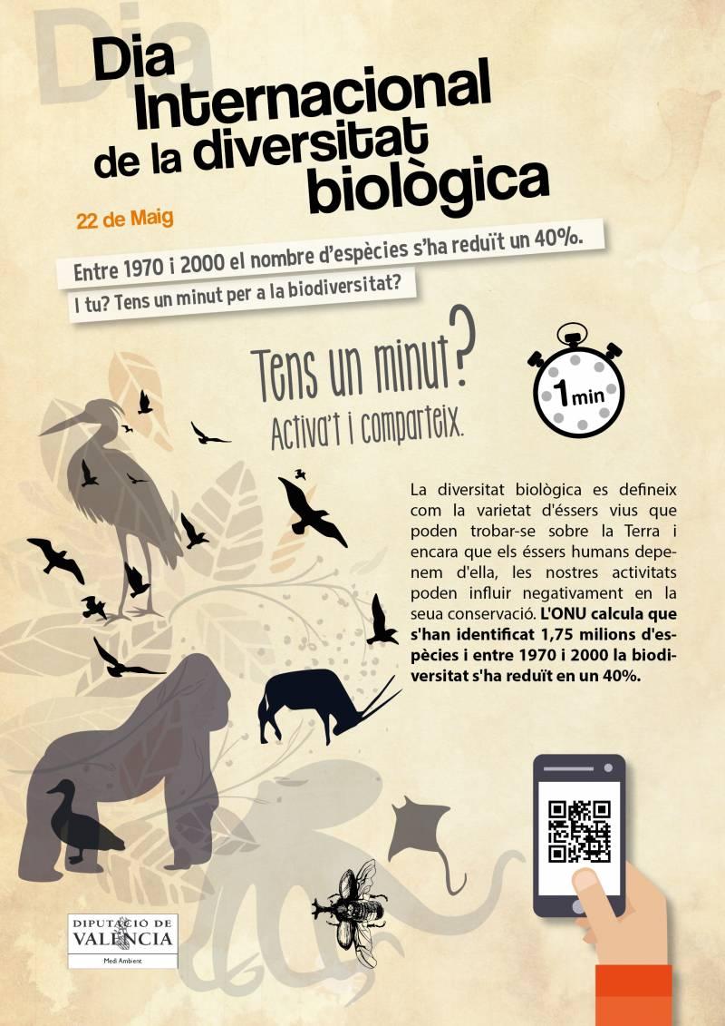 La provincia de València tiene 47 espacios en la Red Natura 2000 por el alto valor ecológico de su diversidad biológica