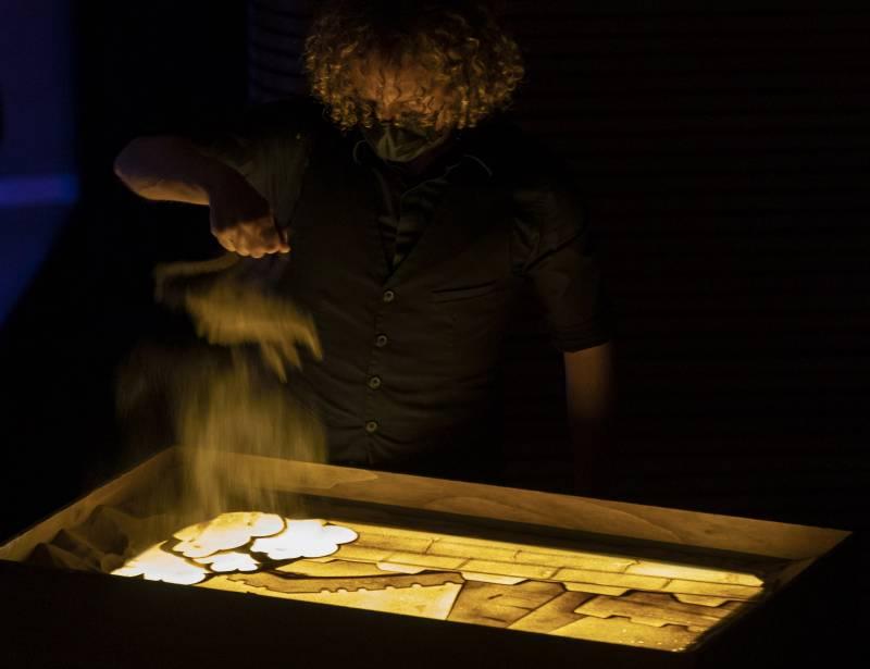 Fotografía de presentación. Les Arts. EPDA.