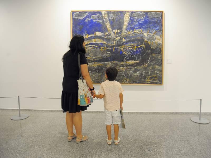 ¡Triste herencia! en la National Gallery
