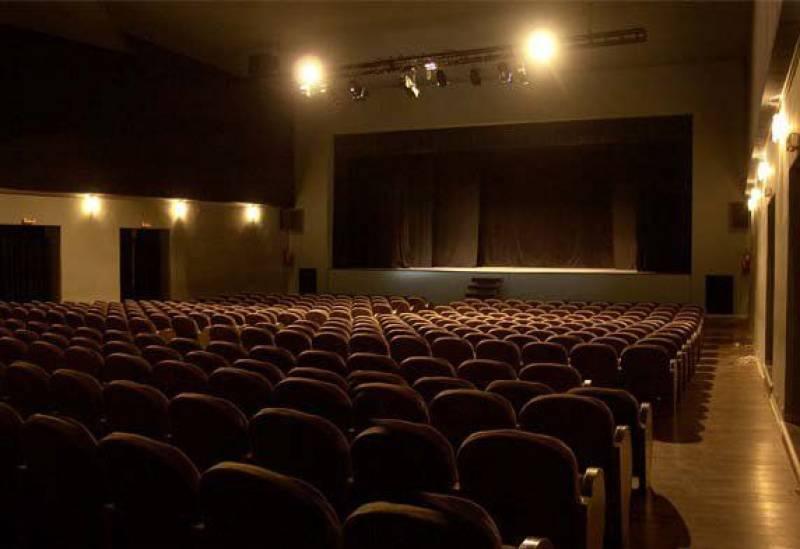 Imagen de archivo Teatro Flumen. EPDA