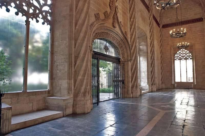 La Llotja de València. Imagen de archivo/EPDA