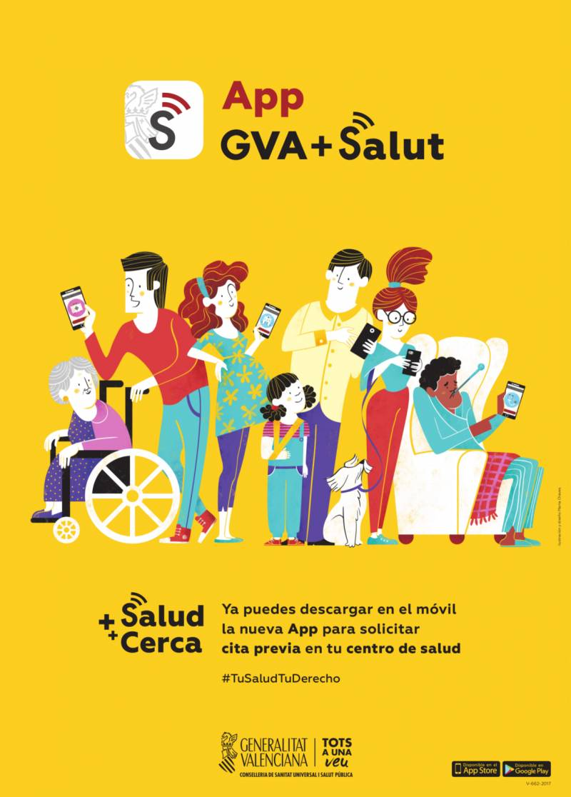App GVA + Salut