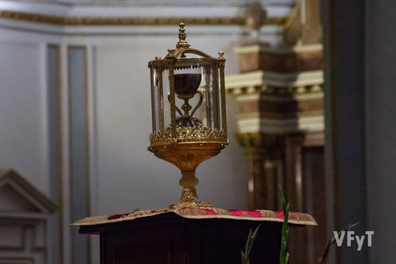 Imagen de archivo Santo Grial, València./ EPDA