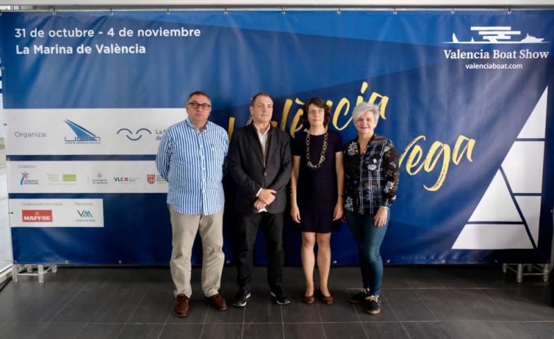 Presentación de Valencia Boat Show