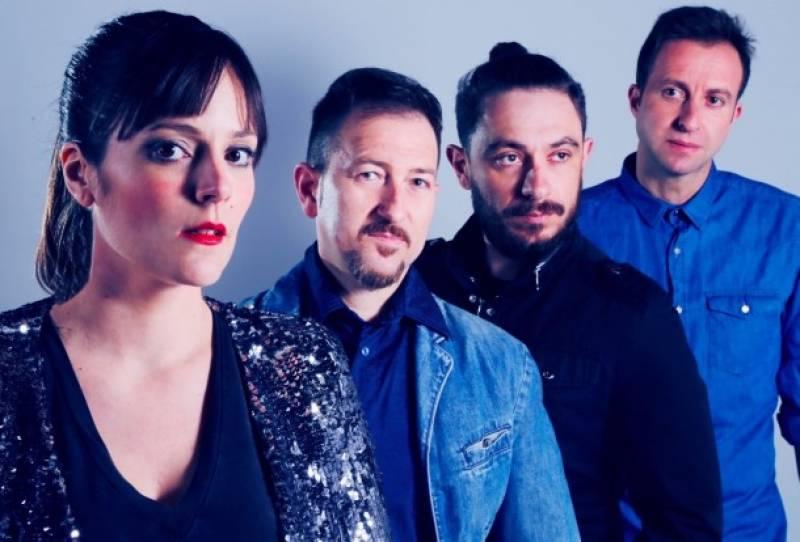 Fotografia promocional del grup de pop-rock Mailers