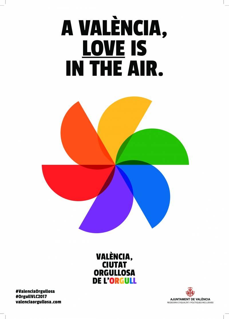 València orgullosa día del Orgullo