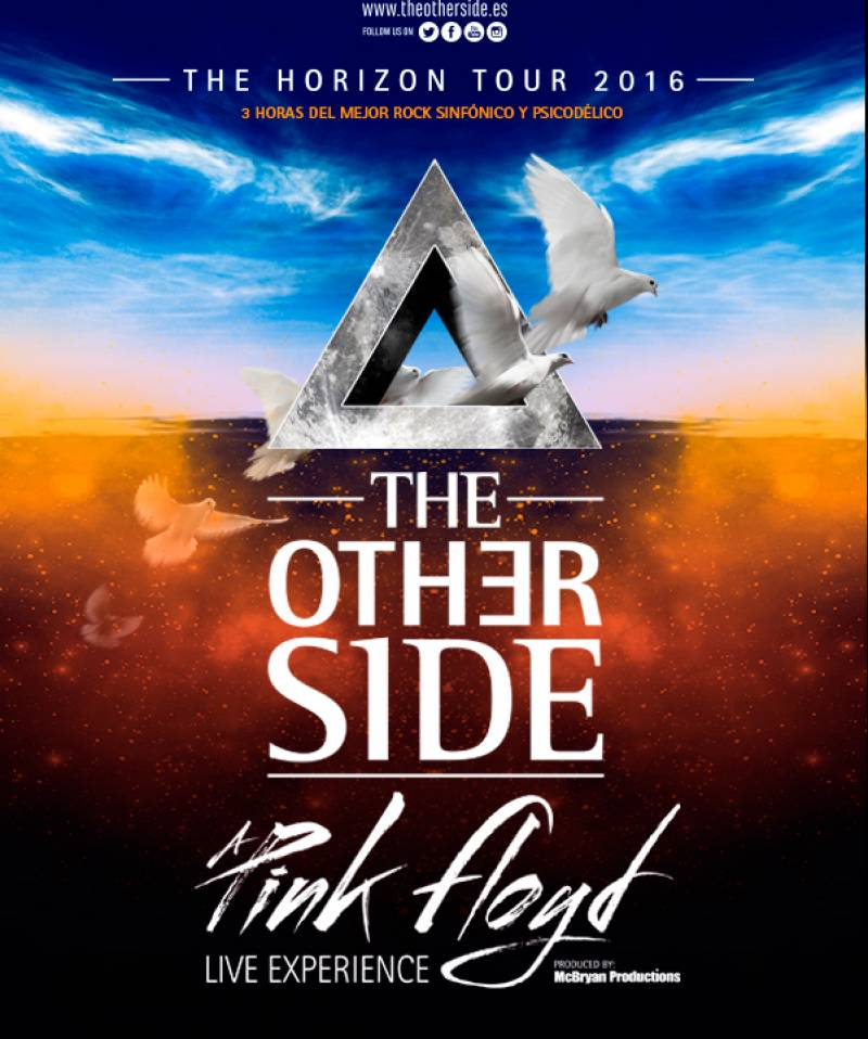 The Other Side, triubuto a Pink Floyd