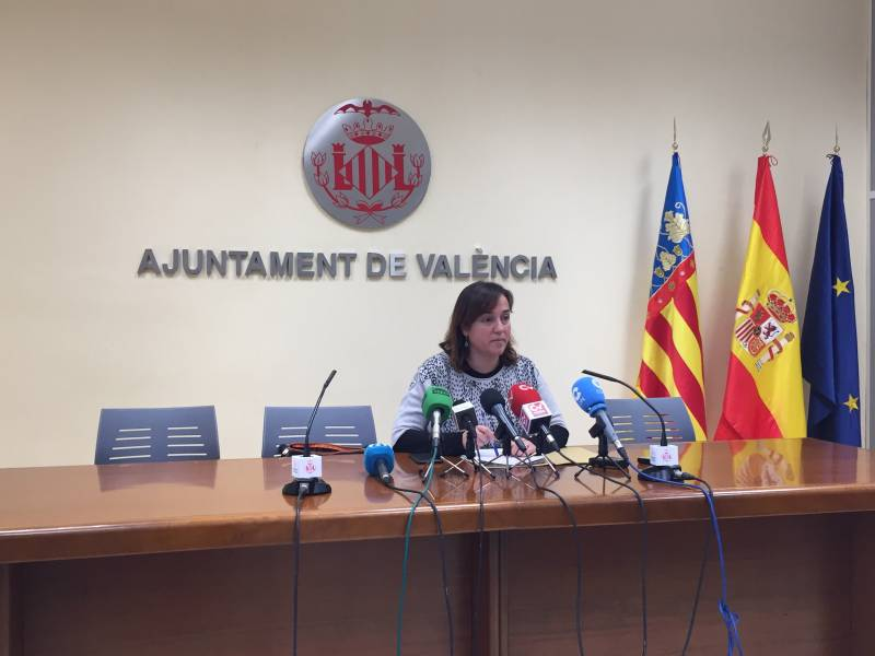Comissió Igualtat Falles, Isabel Lozano