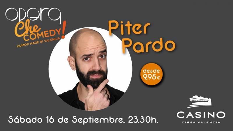 Piter Pardo Casino Cirsa Valencia