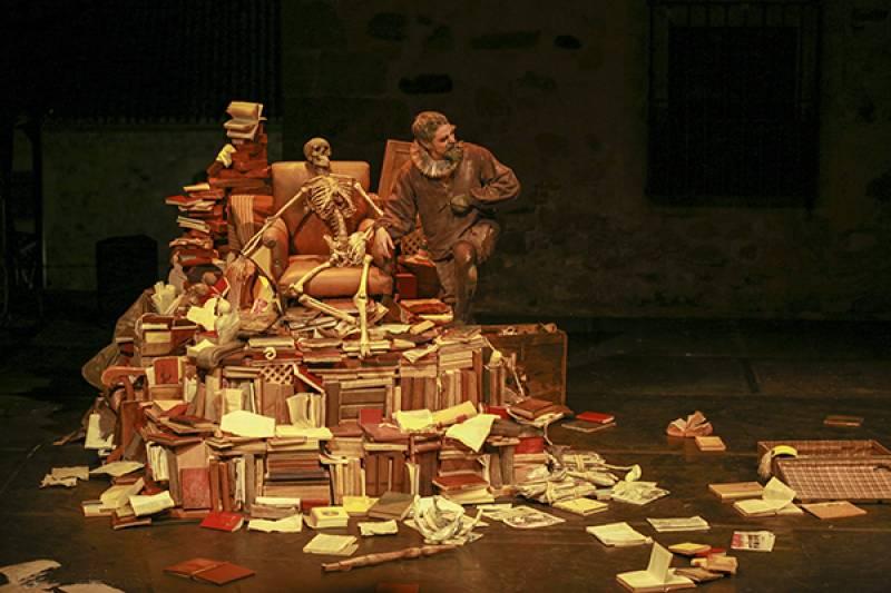Cervantes, Orlando y María Antonieta comparten escenario en noviembre dentro del 'IX Ciclo de Compañías Nacionales' de Sala Russafa
