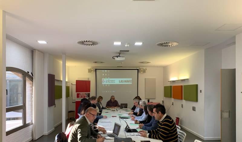 Reunión FSMCV