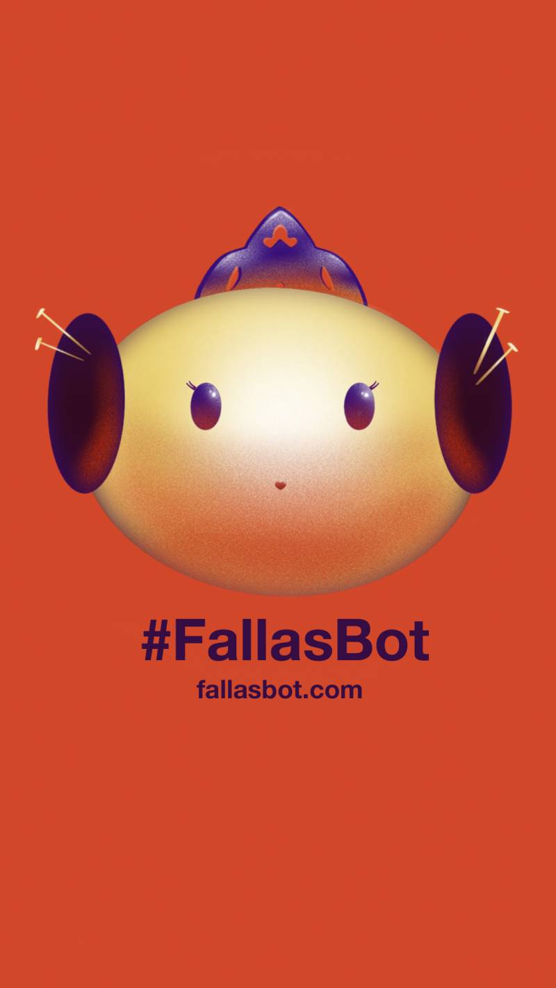 #FallasBot