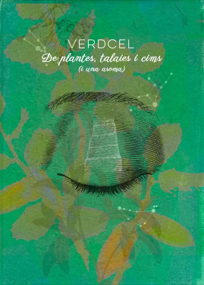 VerdCel, portada del libro y CD